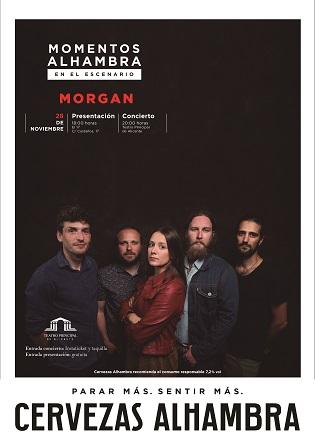 """Morgan pone el broche final al ciclo """"Momentos Alhambra en el Escenario"""" en el  Teatro Principal de Alicante"""