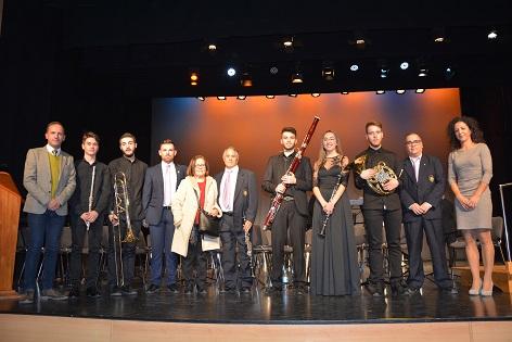 """El Pinós acollirà el pròxim any l'I Certamen de Bandes de Música nacional sota el nom de """"Andrés Vidal Martínez"""""""