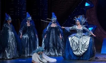 La Flauta Màgica de Mozart en el Teatre Chapí de Villena