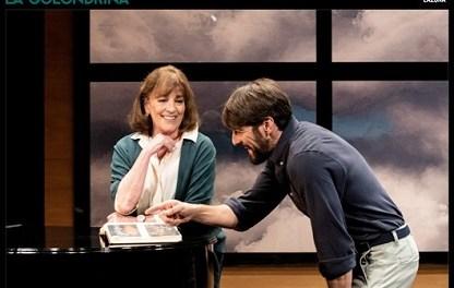La actriz Carmen Maura visitará el Teatro Chapí de Villena con la función «La Golondrina».