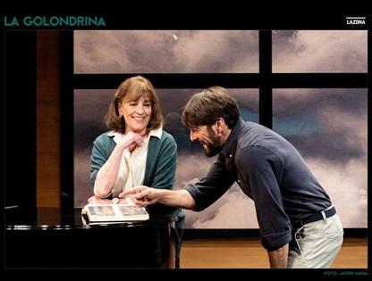 """L'actriu Carmen Maura visitarà el Teatre Chapí de Villena amb la funció """"La Golondrina"""""""
