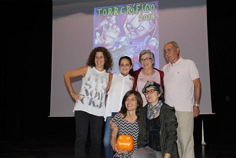 """""""Diente de leche"""" es porta el primer premi en el Torrerífico 2018 de Torrevieja"""