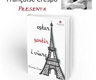 """Françoise Crespo presenta el divendres a Xàbia el seu poemari """"Estar, sentir i viure"""""""