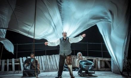 Josep María Pou tira l'ancora en el Teatre Principal amb Moby Dick