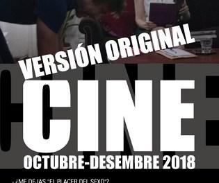 El Nuevo thriller español en el Ciclo de Cine en Versión Original de la Sede Ciudad de Alicante de la Universidad