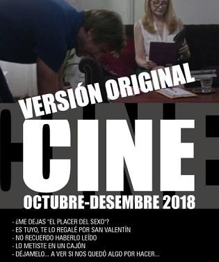 Kipling en el cine en el Ciclo de Cine en Versión Original de la Sede Ciudad de Alicante de la Universidad