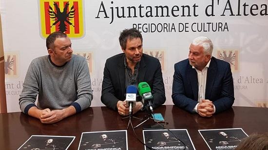 Altea albergará el primer concierto de la gira de ADDA Simfònica