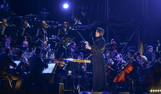 La Film Symphony Orchestra homenajea al compositor de bandas sonoras John Williams en el Auditorio de Torrevieja