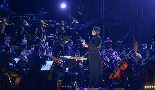La Film Symphony Orchestra homenatja al compositor de bandes sonores John Williams en l'Auditori de Torrevieja