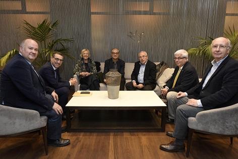 """José Manuel de la Huerga Rodríguez gana el XXIII Premio de Novela Vargas Llosa por su obra """"Los ballenatos"""""""
