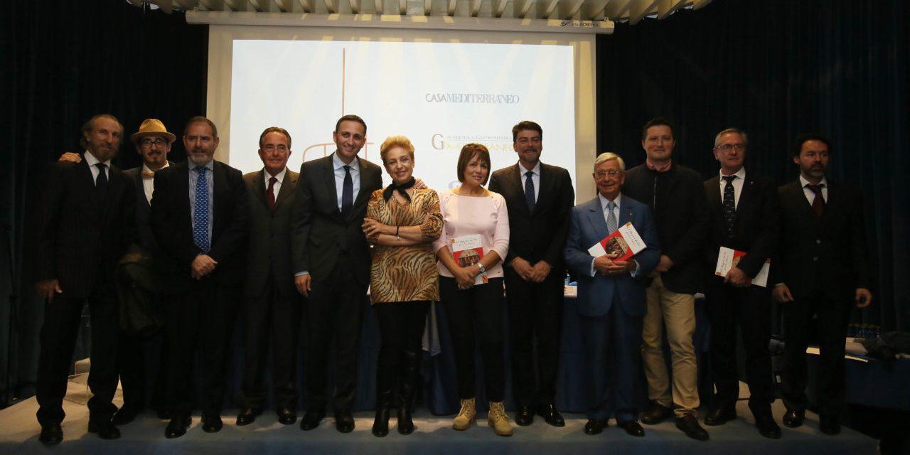 """La provincia de Alicante será en 2019 la """"Capital Gastronómica del Mediterráneo"""""""