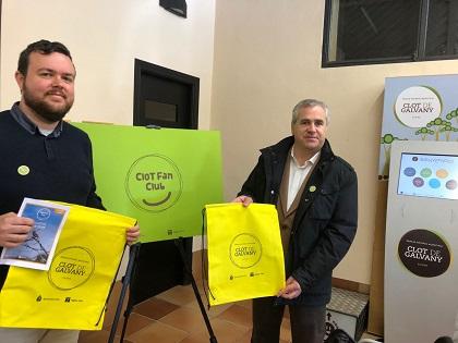 L'Ajuntament i Aigües d'Elx creen el Clot Fan Club per a fomentar l'educació ambiental