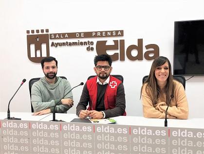 L'Ajuntament d'Elda presenta les Jornades Solidàries de Videojocs a favor de Creu Roja
