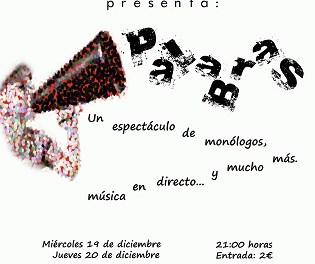 """El Taller Municipal de Teatre de Petrer estrena l'obra """"Paraules"""" en el Centre Cultural els dies 19 i 20 de desembre"""