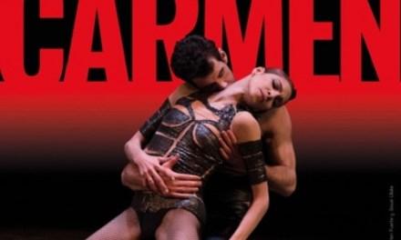 «Carmen» de Víctor Ullate Ballet en el Teatro Chapí de Villena