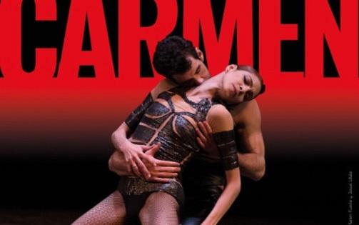 «Carmen» de Víctor Ullate Ballet al Teatre Chapí de Villena