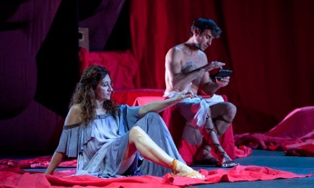 L'Imperi Romà conquesta el Teatre Principal. Neró arriba a Alacant