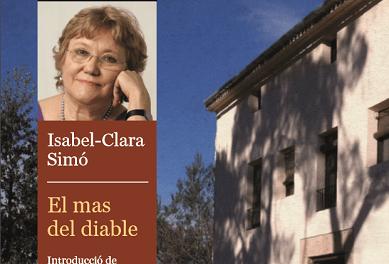 Isabel-Clara Simó presenta la nova edició del seu llibre El Mas del Diable al Campus de la UA a Alcoi