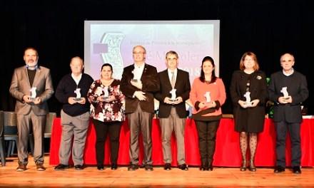 Villena  se vuelca en la 25 edición de la entrega de premios de la Fundación José María Soler