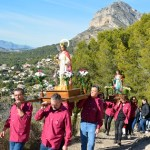 Xàbia celebra este jueves la romería a Santa Llúcia