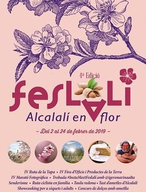 """Alcalalí presenta """"Feslalí, Alcalali en flor"""" amb l'ametla com a protagonista"""