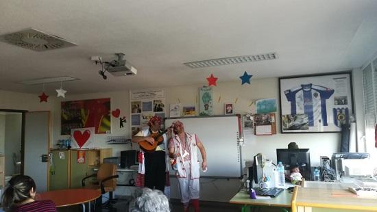 Actividades culturales para niños y niñas en el Hospital de Alicante