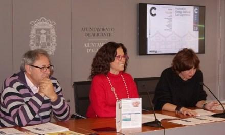 El Centro Cultural Las Cigarreras de Alicante presenta su programación para el primer trimestre del año