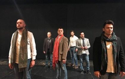 """Teatre Epidauro porta el """"Julio Cèsar"""" de Shakespeare a l'Aula de Cultura d'Alacant dins de la campanya de Teatre No Professional"""