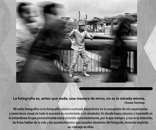 Vibratik: la exposición fotográfica de Claudio Fuster en Dénia