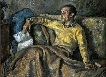 El retrato del autor Juan Gil-Albert abre el ciclo 'Descubre una obra de arte' de este año