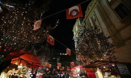 Los Jardines del Palacio Provincial reciben la visita de más de 110.000 personas durante estas fiestas navideñas
