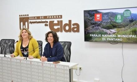 Conselleria inicia els tràmits per a declarar El Pantà com a Paratge Natural Municipal d'Elda i Petrer