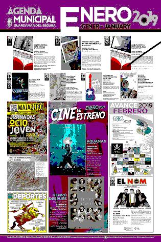 El cinema, les tradicions locals i un homenatge al cantautor xilé Victor Jara conformen el gruix de l'agenda cultural de Guardamar