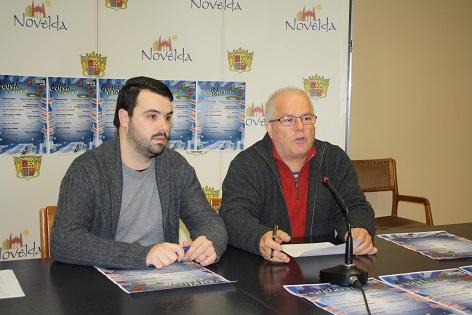 La Concejalía de Juventud de Novelda pone en marcha los Cursos y Talleres de Invierno