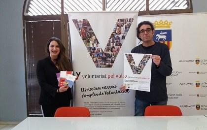 Sant Joan d'Alacant presenta el programa de Voluntariat cultural pel Valencià