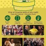 Cine hoy para mujeres en periodo de lactancia en Sant Joan