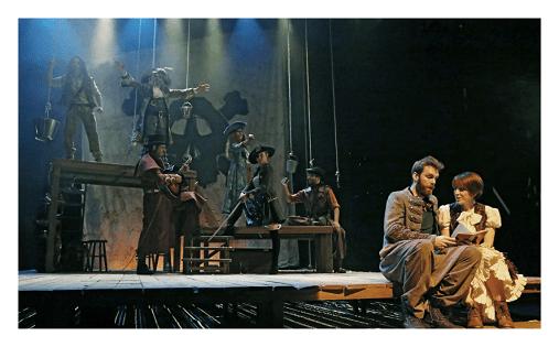 El Teatre Principal d'Alacant tanca la seua temporada de tardor-hivern amb teatre i un infantil