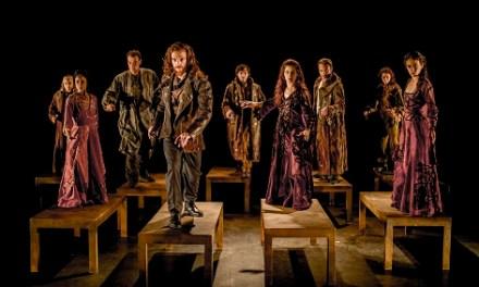 La Compañía Atalaya sube a Shakespeare a las tablas del Teatro Principal de Alicante