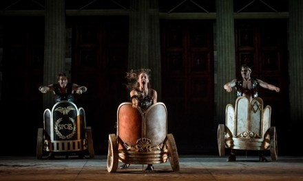 """""""La verdadera y nunca explicada historia de Ben-Hur"""" en el Teatro Principal de Alicante"""