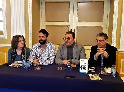 La II Residència José Estruch de Teatre reivindica la figura de l'autor alacantí Gonzalo Fortea