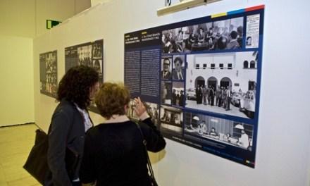 La Sede de Alicante acoge la exposición que muestra los orígenes de la Universidad de Alicante ahora hace cincuenta años