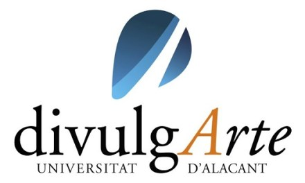 María Dolores Mulá i Alfonso Ramos obrin la quarta edició de DivulgArte a la Seu Universitària Ciutat d'Alacant de la Universitat d'Alacant