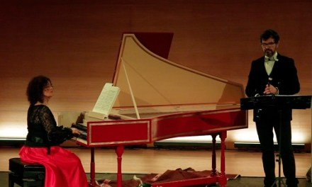 """Concierto de música antigua """"Los colores del corazón"""" de La Galería del Claroscuro"""