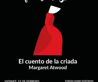 """Al febrer torna el club de lectura feminista de l'Alfàs amb """"El conte de la criada"""""""