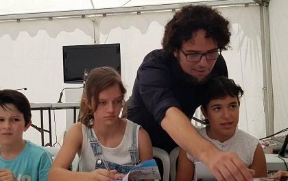 Declaracions de Daniel Simón sobre l'últim informe de l'Observatori de Cultura de la Fundació Contemporània