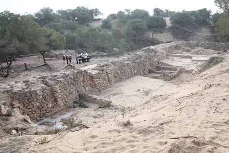27 siglos protegiéndose del avance de las dunas en Guardamar del Segura