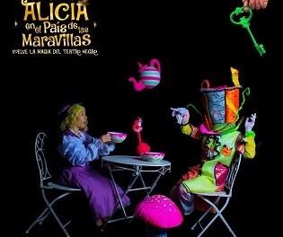 """""""Alicia al País de les Meravelles"""", al Teatre Chapí de Villena"""
