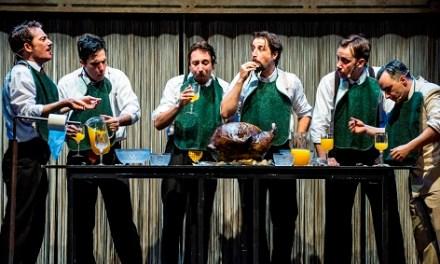 Llega al Chapí de Villena uno de los espectáculos más deslumbrantes: Lehman Trilogy