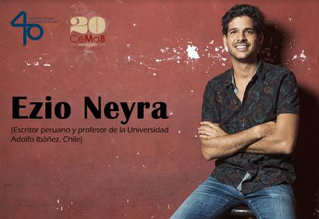 El escritor peruano Ezio Neyra hablará de Literatura y mercado en el CeMaB de la Universidad de Alicante