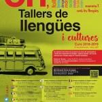 Abierto el plazo de matrícula de la VI edición de los Talleres de lenguas y culturas de la Universidad de Alicante